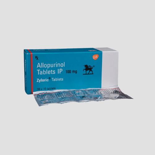 Allopurinol-100mg-zyloric