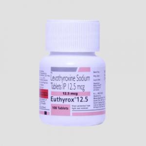 Levothyroxine-12.5-mcg-Euthyrox