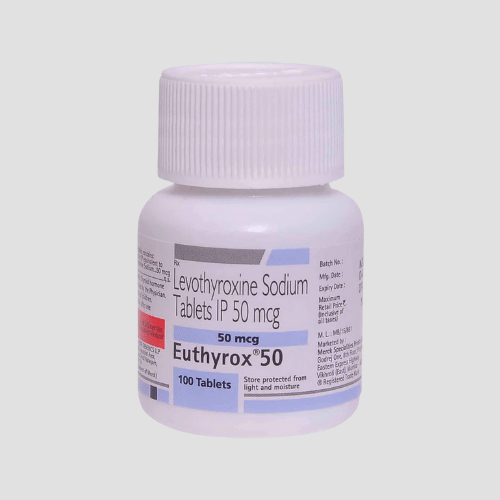 Levothyroxine-50-mcg-Euthyrox