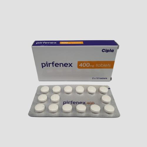 Pirfenex-400mg-Pirfenidone