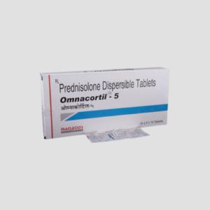Prednisolone-Omnacortil-5mg